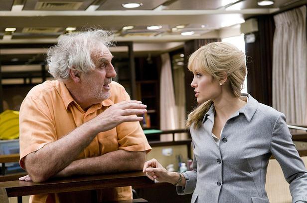 Phillip Noyce directs Angelina Jolie again in Salt