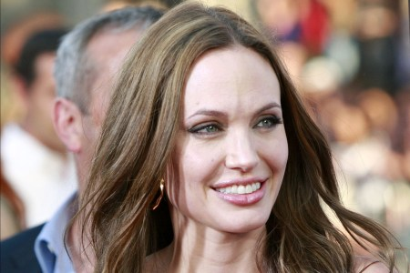 Angelina Jolie sits down with SheKnows