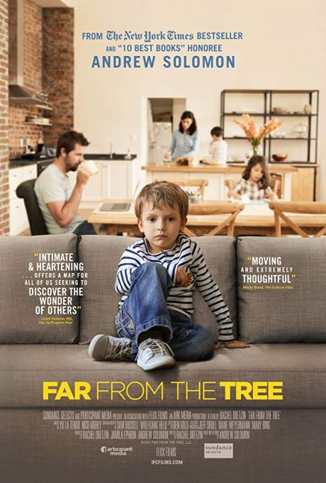 Far From the Tree movie poster