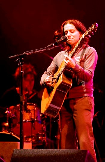 Ani DiFranco calls SheKnows from New Orleans for an exclusive