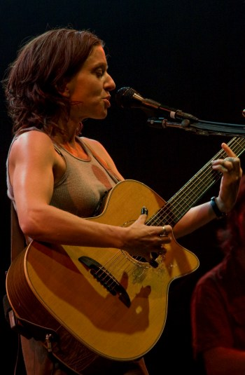 Ani DiFranco sits down with SheKnows