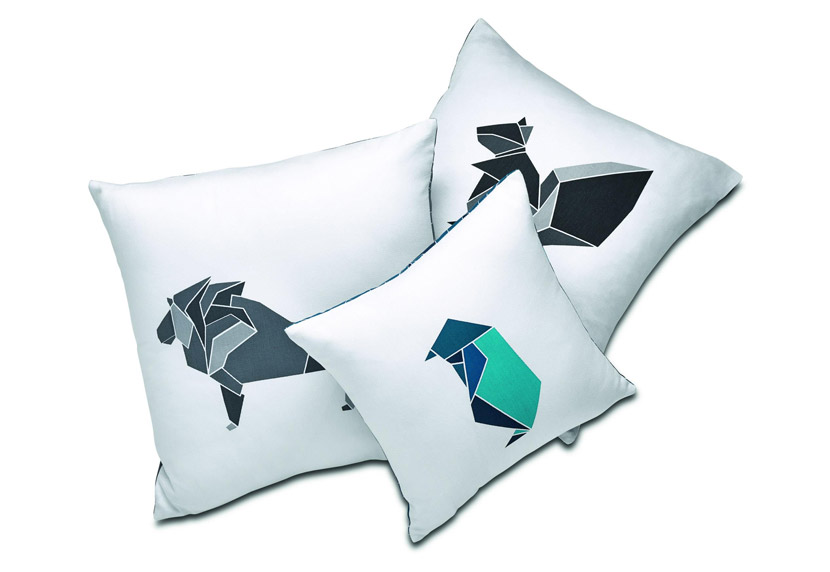 animal-origami-pillows