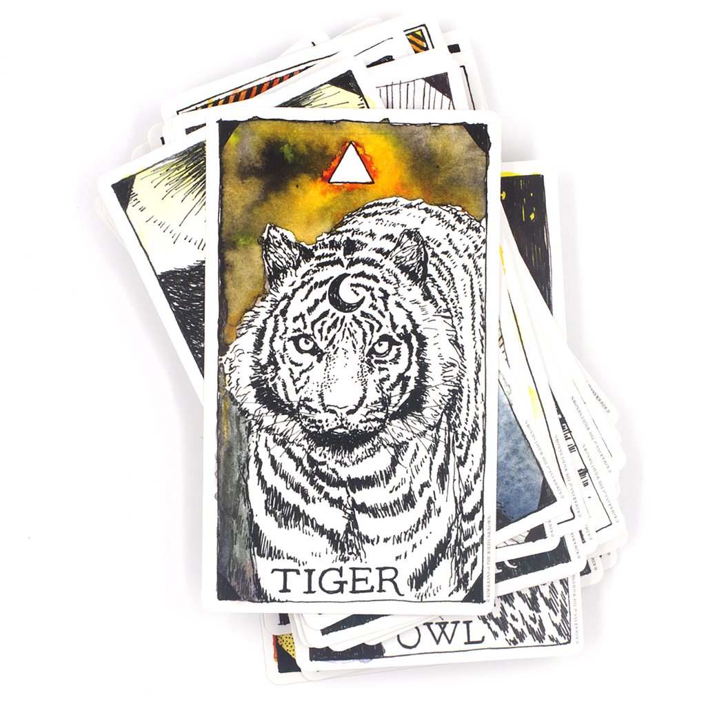Gifts for Impossible People | The Wild Unknown Animal Spirit Deck at The Wild Unknown
