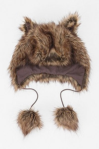 animal trapper hat