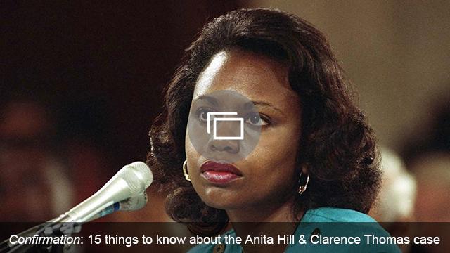 Anita Hill slideshow