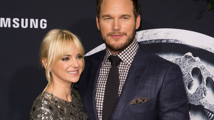 Anna Faris opens up about the