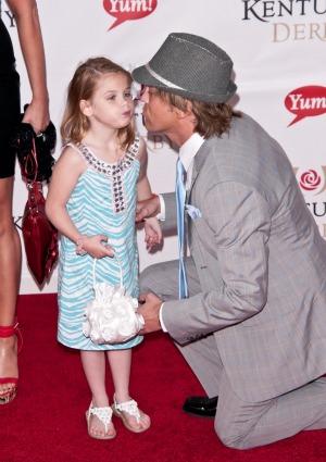 Anna Nicole Smith daughter Larry Birkhead