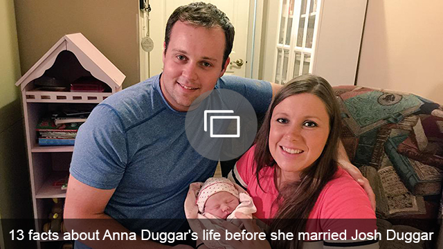 Anna Duggar slideshow