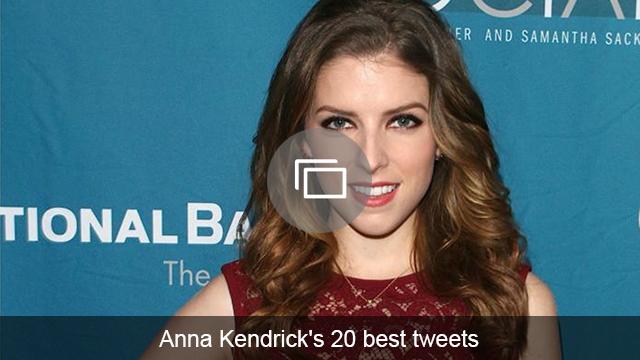 Anna Kendrick tweets slideshow