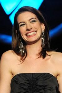 Anne Hathaway is safe