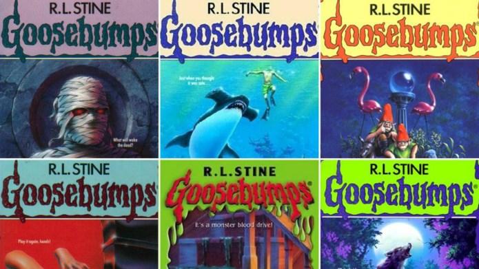12 'Goosebumps' books you should definitely