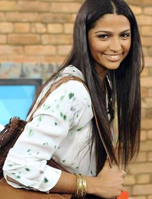 Camila Alves won't pick out her