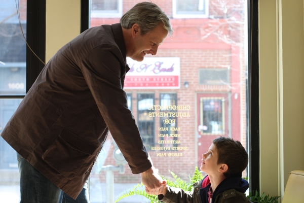 Getting to know you: Jeff Daniels in The Answer Man