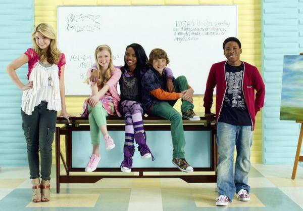 A.N.T Farm cast