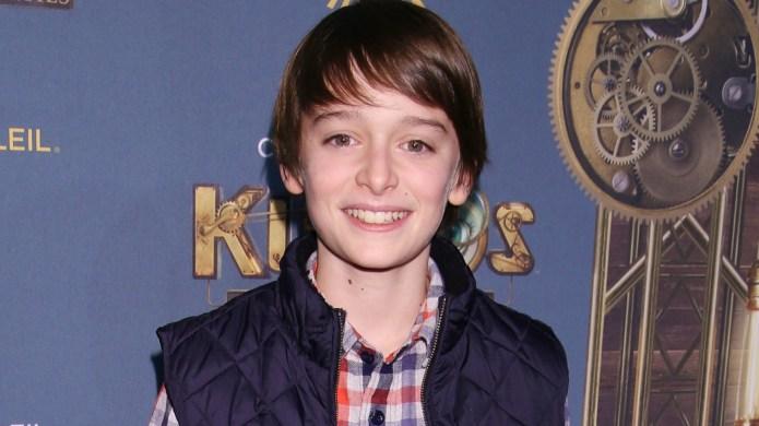 Stranger Things' Noah Schnapp, 12 years