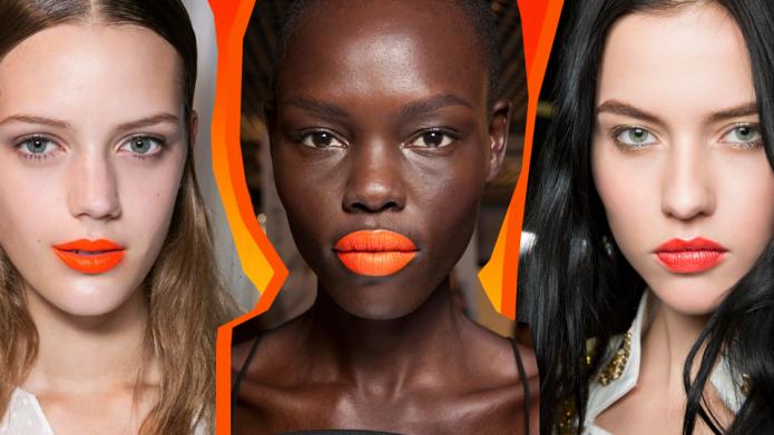 10 Insanely Pretty Orange Lipsticks to
