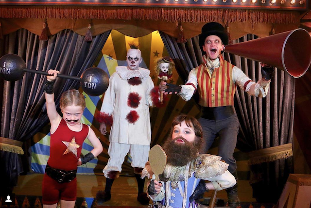 Best celebrity Halloween costumes 2017: Neil Patrick Harris and family