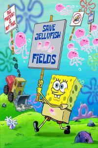 SpongeBob's made-for-Twitter adventure