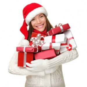 Fun fitness: Holiday Package Pop Squats