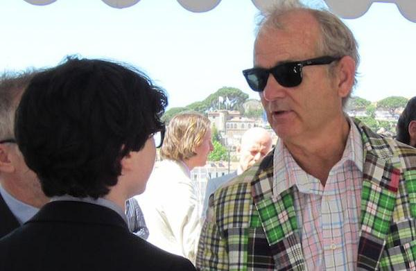 I went to Cannes with Bill