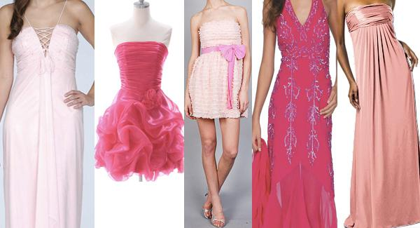 Prom dresses under $100: Pink styles