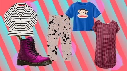 Celeb Kids Clothing: The Brands Famous