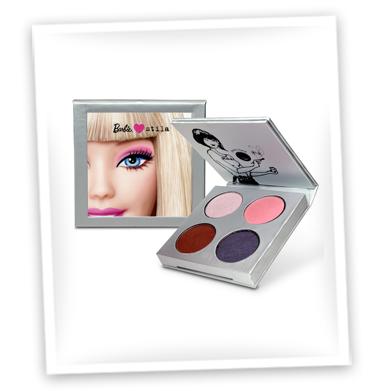 Barbie Loves Stila makeup gift sets