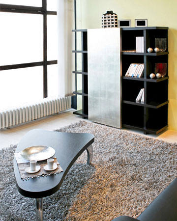 Apartment storage solutions