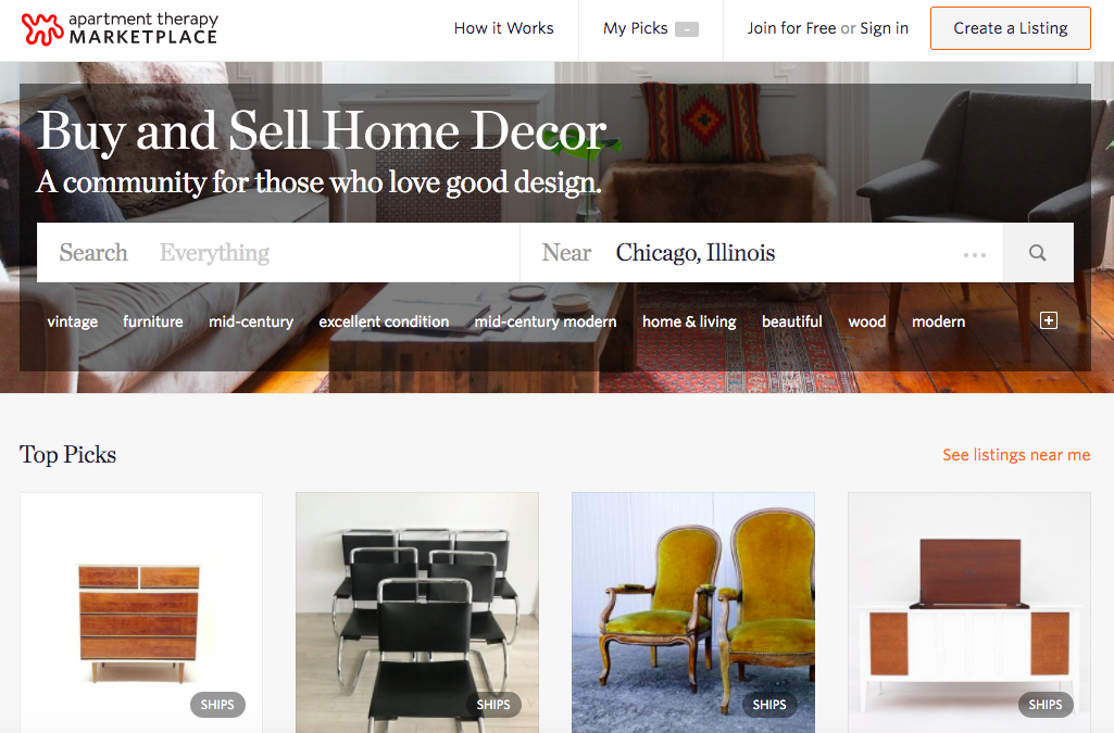 6 Websites That Aren T Craigslist That Let You Buy Sell