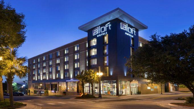 Aloft Columbia Downtown