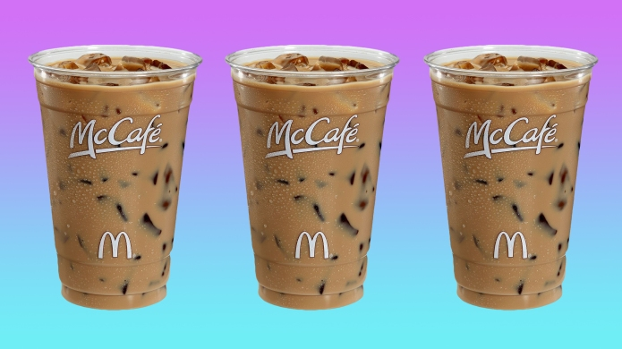 McDonald's New Coffee Splurge Is Getting