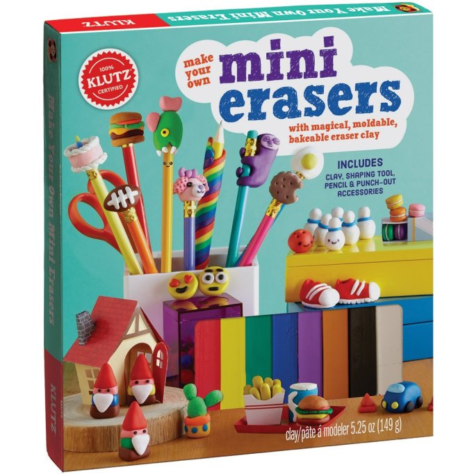 Mini Eraser Kit