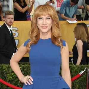 Kathy Griffin thanks Justin Bieber during