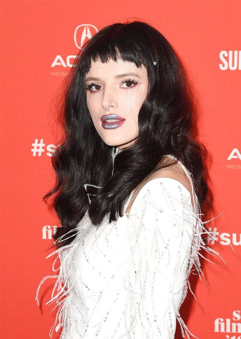 Celebrities Who Nailed Baby Bangs   Bella Thorne