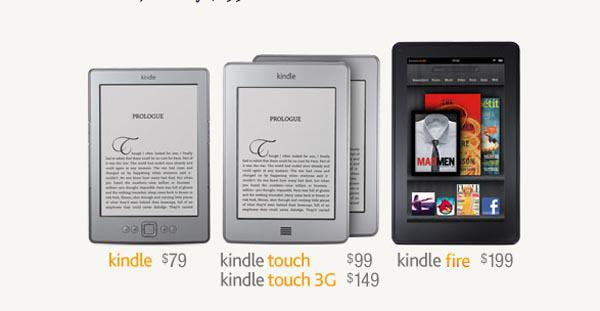 Kindle Fire bringing the heat to