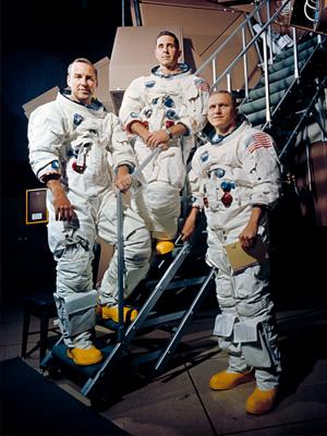 December 21, 1968: Apollo 8