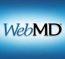 WebMD app logo