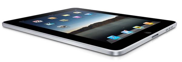 Apple iPad - touchscreen
