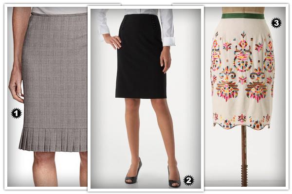 Apple skirts