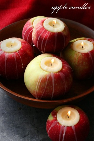 Apple candles | Sheknows.com