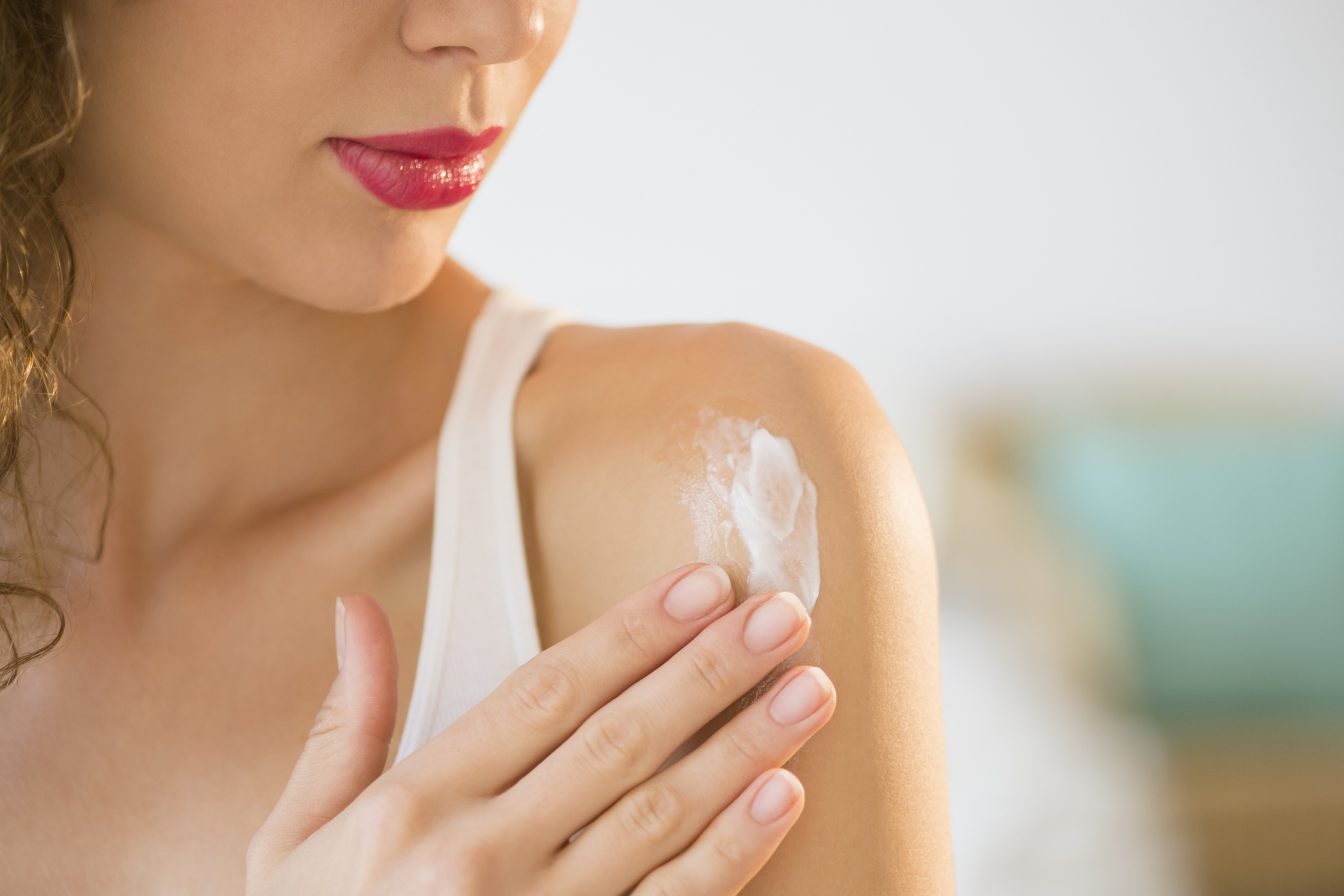 Image result for using body lotion