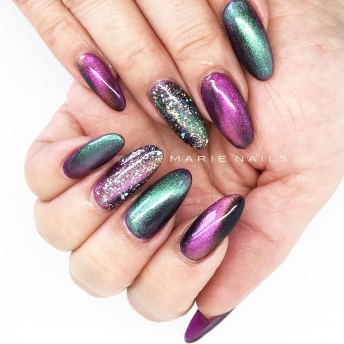 Top Nail Trends For 2018 | Manic Metallics