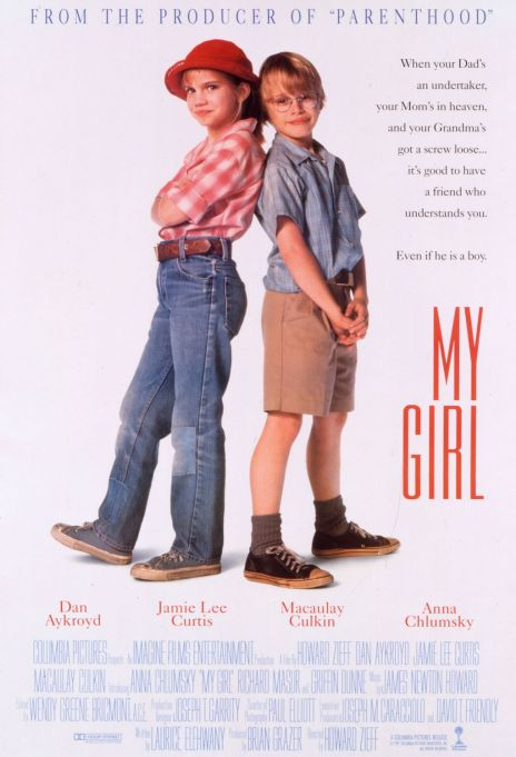 '90s Movies That Would Make No Sense Now - My Girl