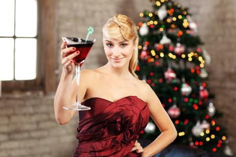 Party-perfect holiday cocktails