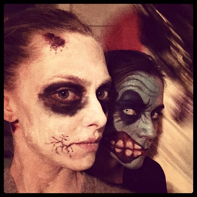 Celebrity Halloween costume inspo