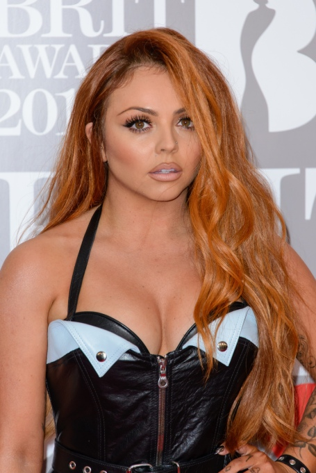 Female Celebrities Hair Loss | Jesy Nelson