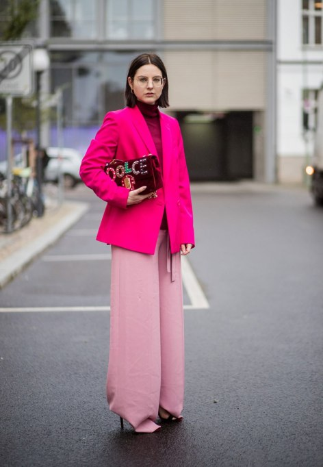 Ways To Wear A Turtleneck | Pink On Pink