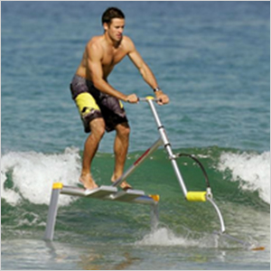 Human powered hydrofoil | Sheknows.ca
