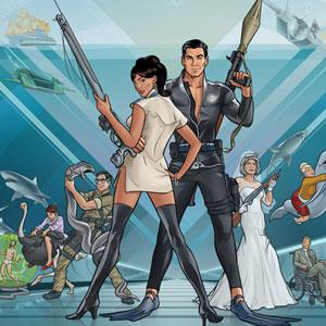 Archer TV series