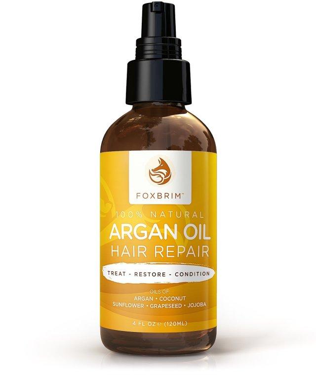 Argan Oil Hair Repair